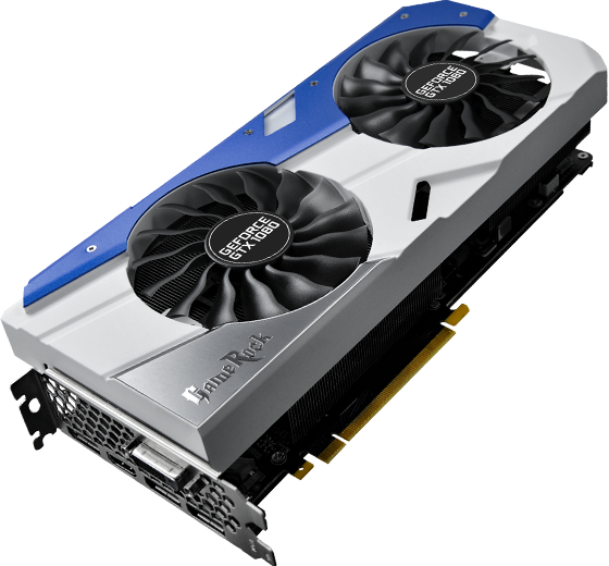 Palit Products - GeForce® GTX 1080 GameRock ::