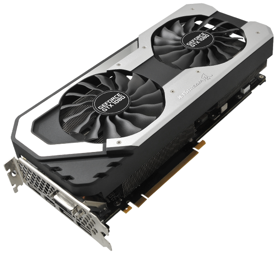 Palit Products - GeForce® GTX 1080 Super JetStream ::