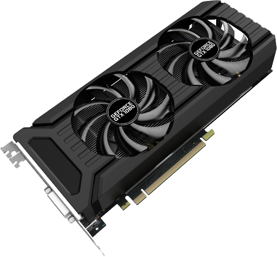 Palit Products - GeForce® GTX 1080 Dual ::