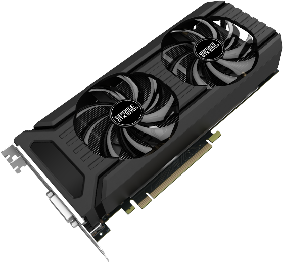 Palit Products - GeForce® GTX 1070 Ti Dual ::